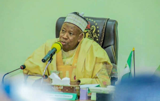 Umar Ganduje, Kano State Governor