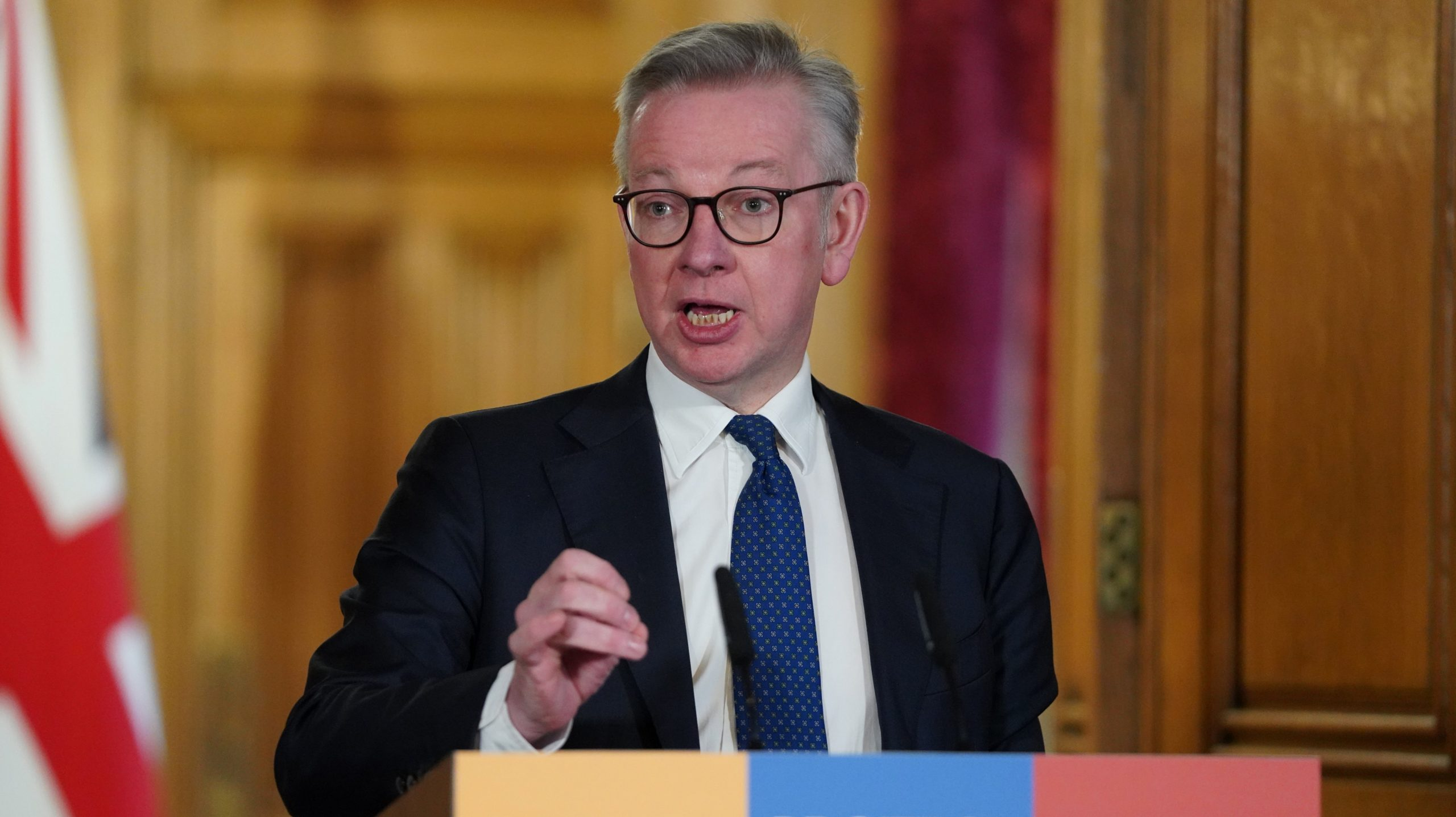 Cabinet Office Minister, Michael Gove