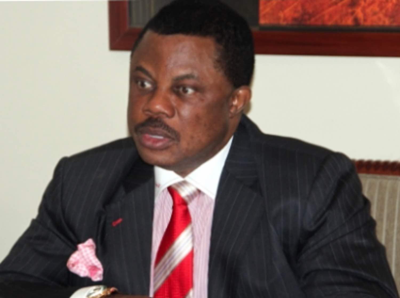 Willie Obiano, Anambra State Governor