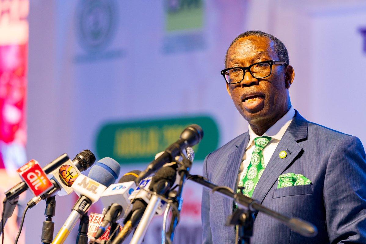 Why Okowa Should Contest For 2023 Presidency - Elumelu