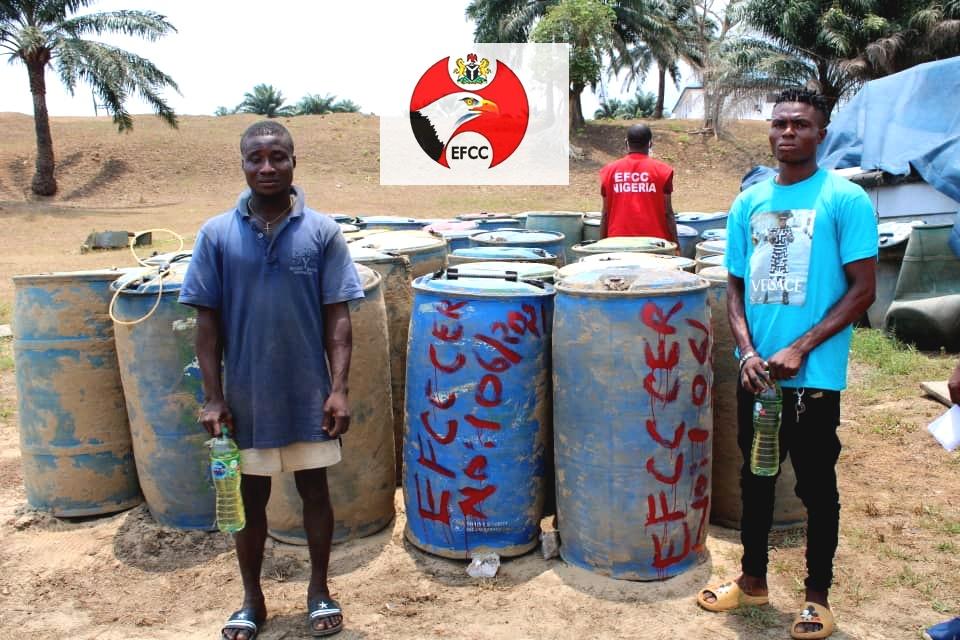 Illegal petroleum dealers