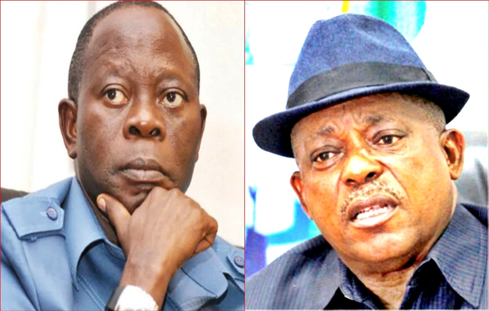 ANALYSIS: How Oshiomhole, Secondus Became 'Sacrificial Lamb' For Ambitions