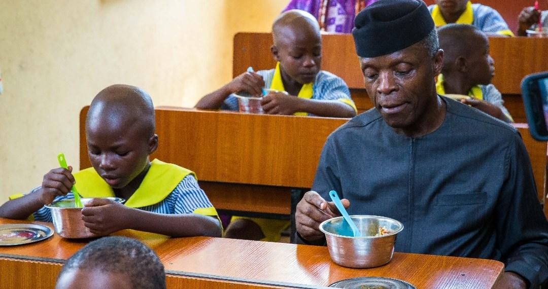 How FG Spends N7.9m Daily In Feeding 114261 Enugu Pupils