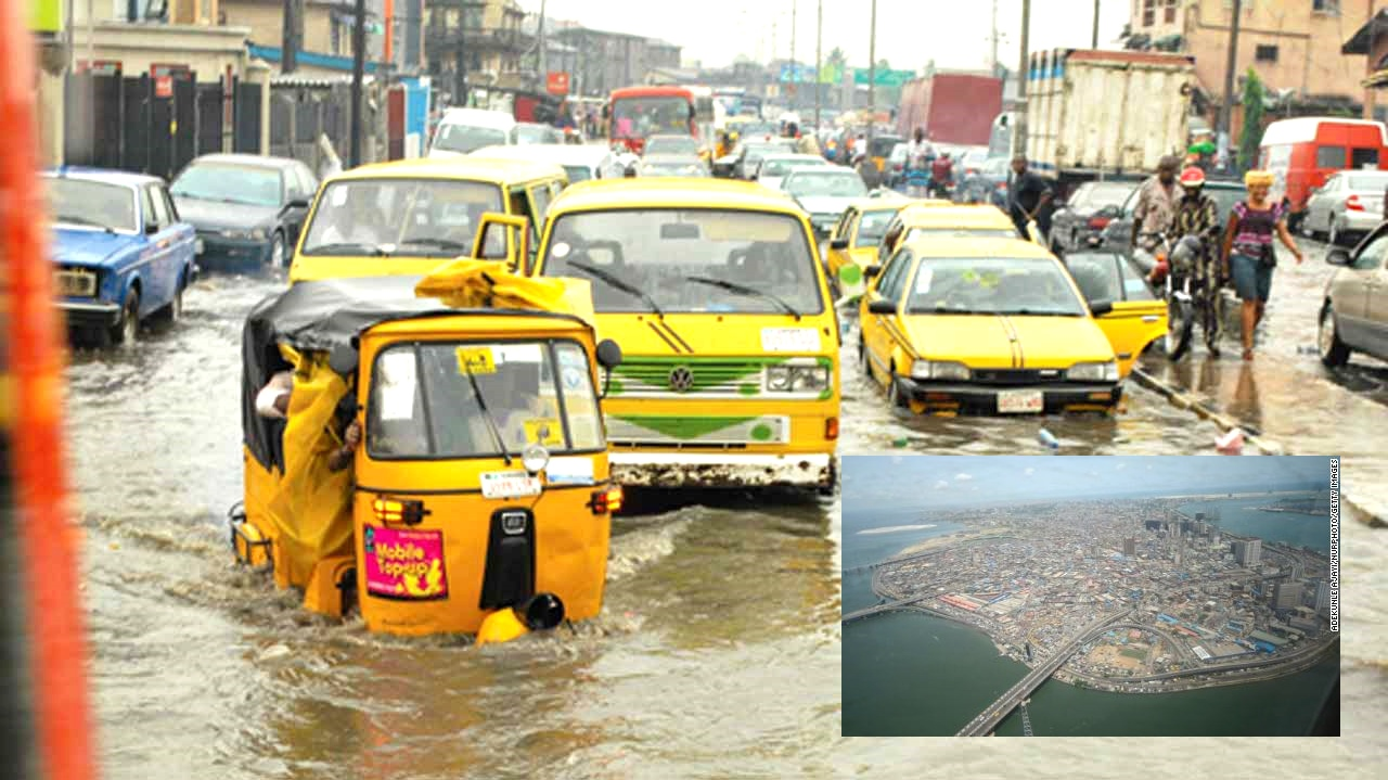 Floods And Rising Seas: Lagos May Soon Be Unlivable Experts Warn