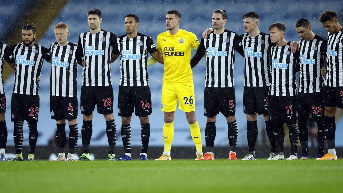Newcastle united sold