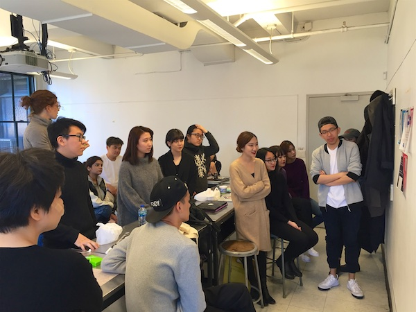 Students at Parsons School of Design help develop Uni DRAW program