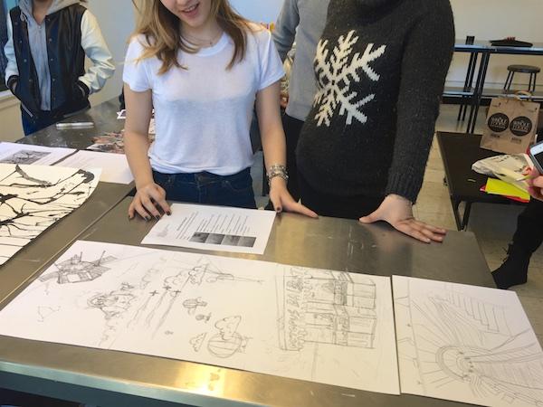 Uni Project at Parsons