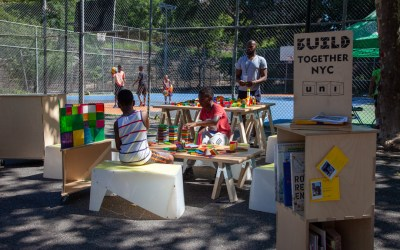 Uni Project launches 2018 effort to bring playful learning opportunities to NYC Play Streets