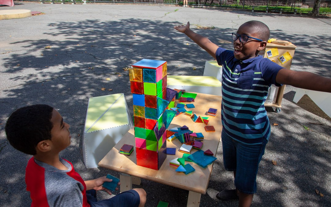 Closing out summer playstreets in the Bronx
