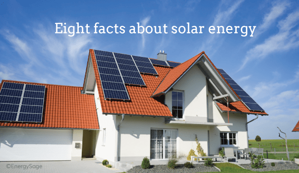 8 Solar Energy Facts For 2017 - The United Solar