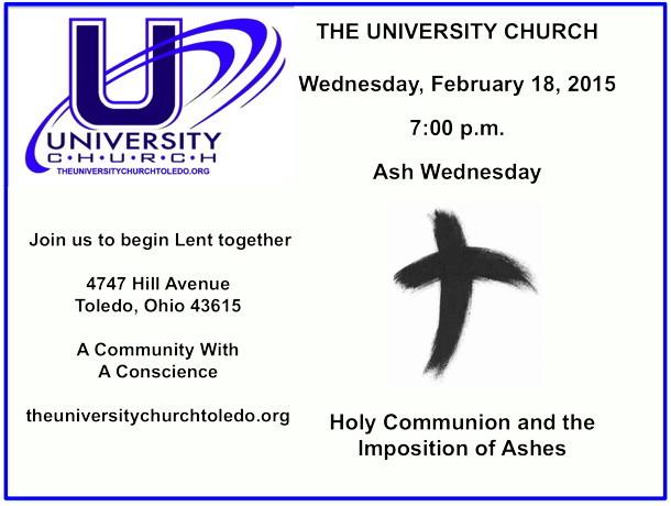 Ash Wesnesday