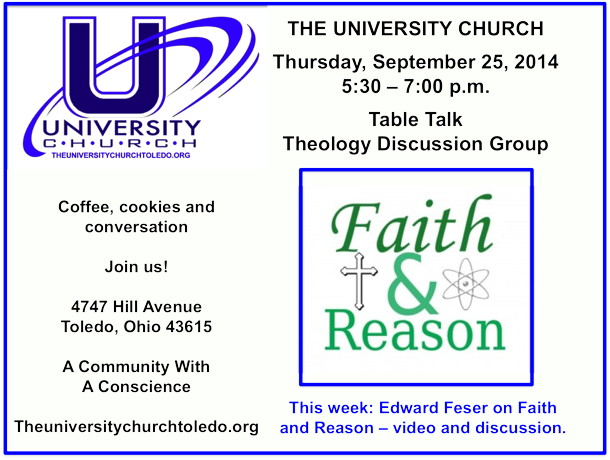 September 25 2014 theology group