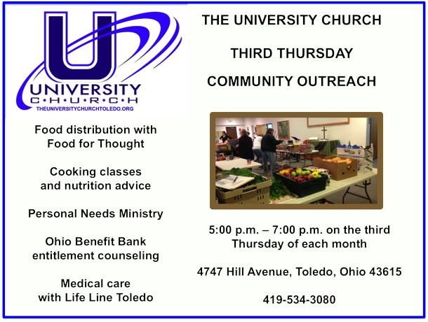 Third Thursday postcard