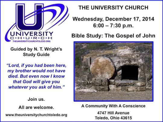 12.17.14 Bible Study