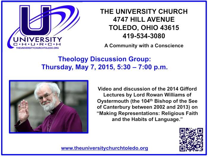 May 7 2015 theology group