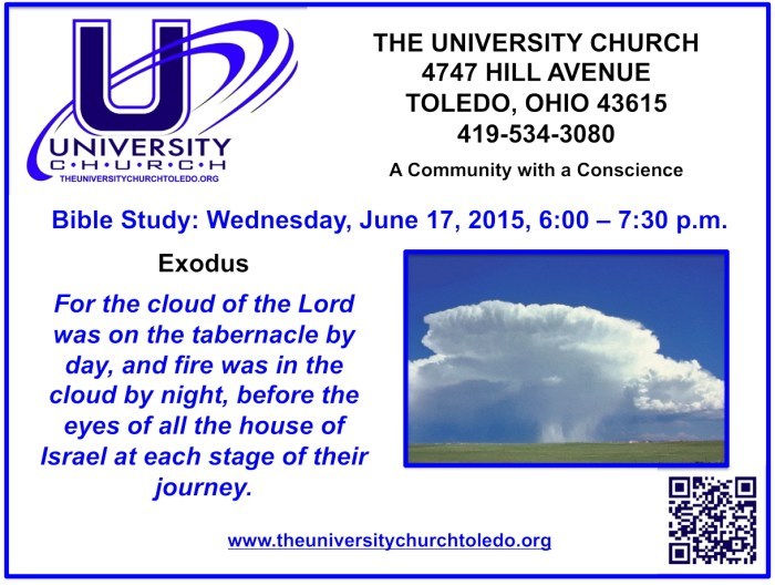 June 17 2015 Bible Study