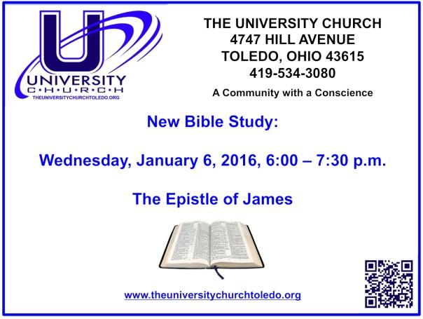 January 6 2016 Bible Study
