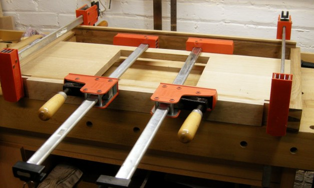 A Dedicated Sharpening Bench – part 7
