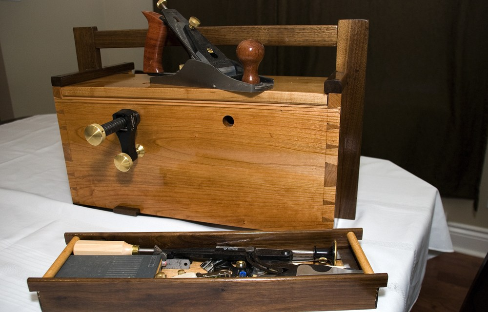 A Cabinetmakers Toolchest