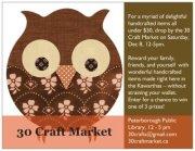 30 Craft Market