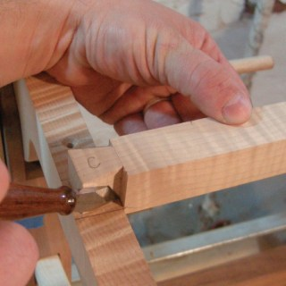 Dovetails?  Yeah, dovetails.