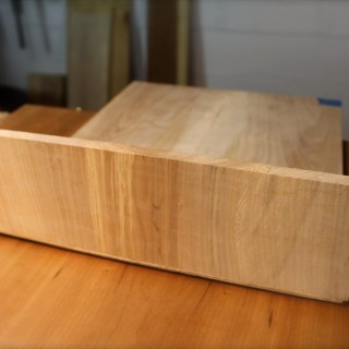 Episode 62 ~ Dimensioning the Drawer Box Back ~