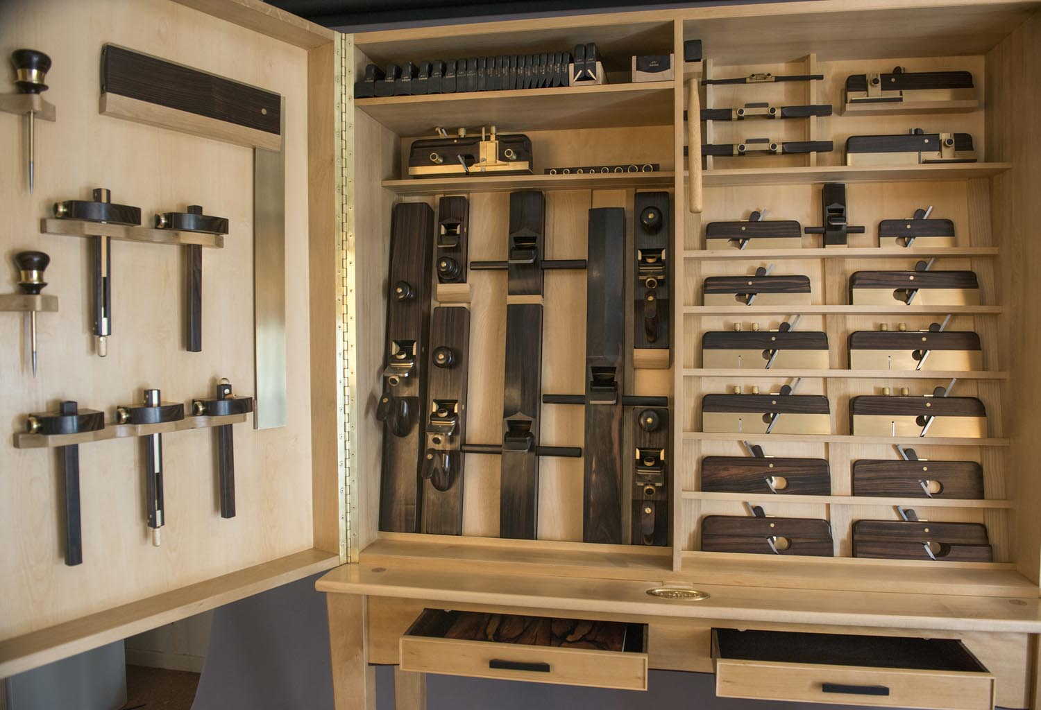 Australian Makers Create One-of-a-Kind Tool Cabinet - THE ...