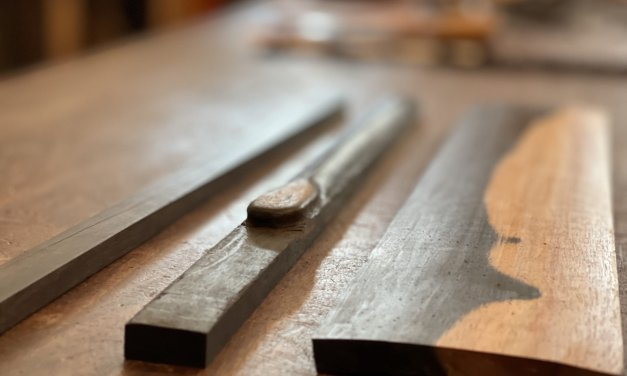 Episode 889 – Carving the middle stave ( part 02 )