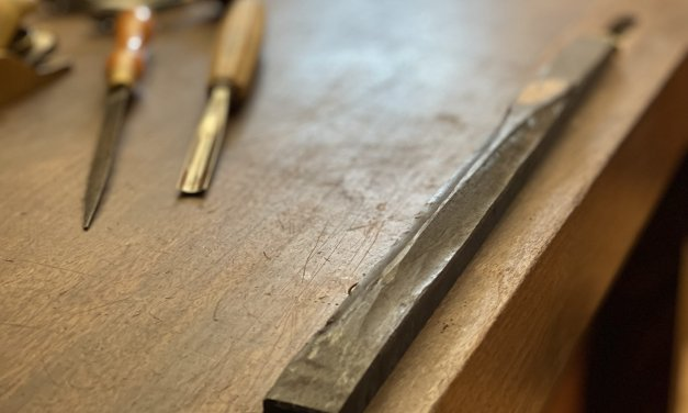 Episode 888 — Carving the Middle Stave ( Part 01 )