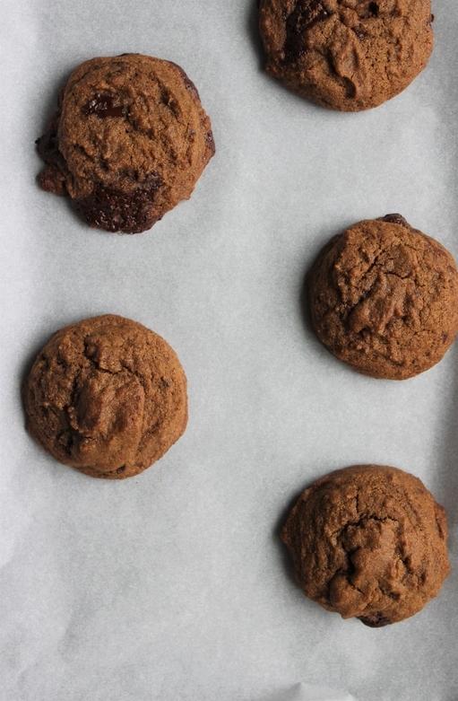 paleo cassava chocolate chip cookies nut coconut free
