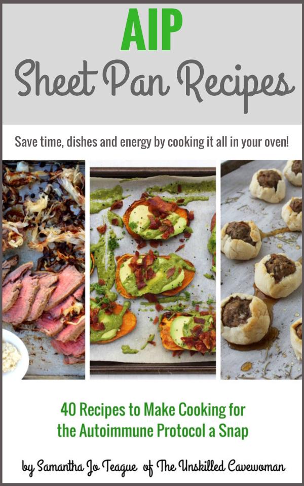 AIP Sheet Pan Recipes