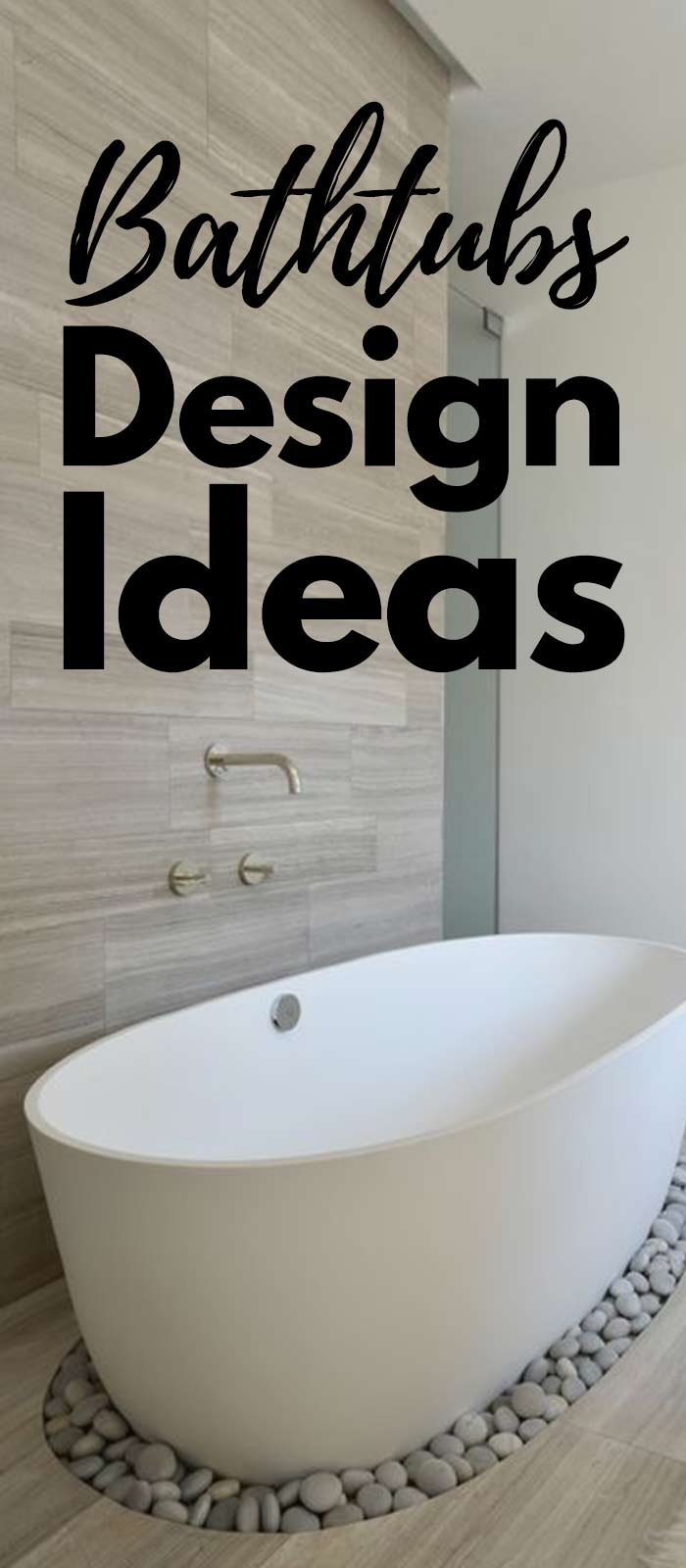 18 Magnificient Bathtubs Design Ideas!