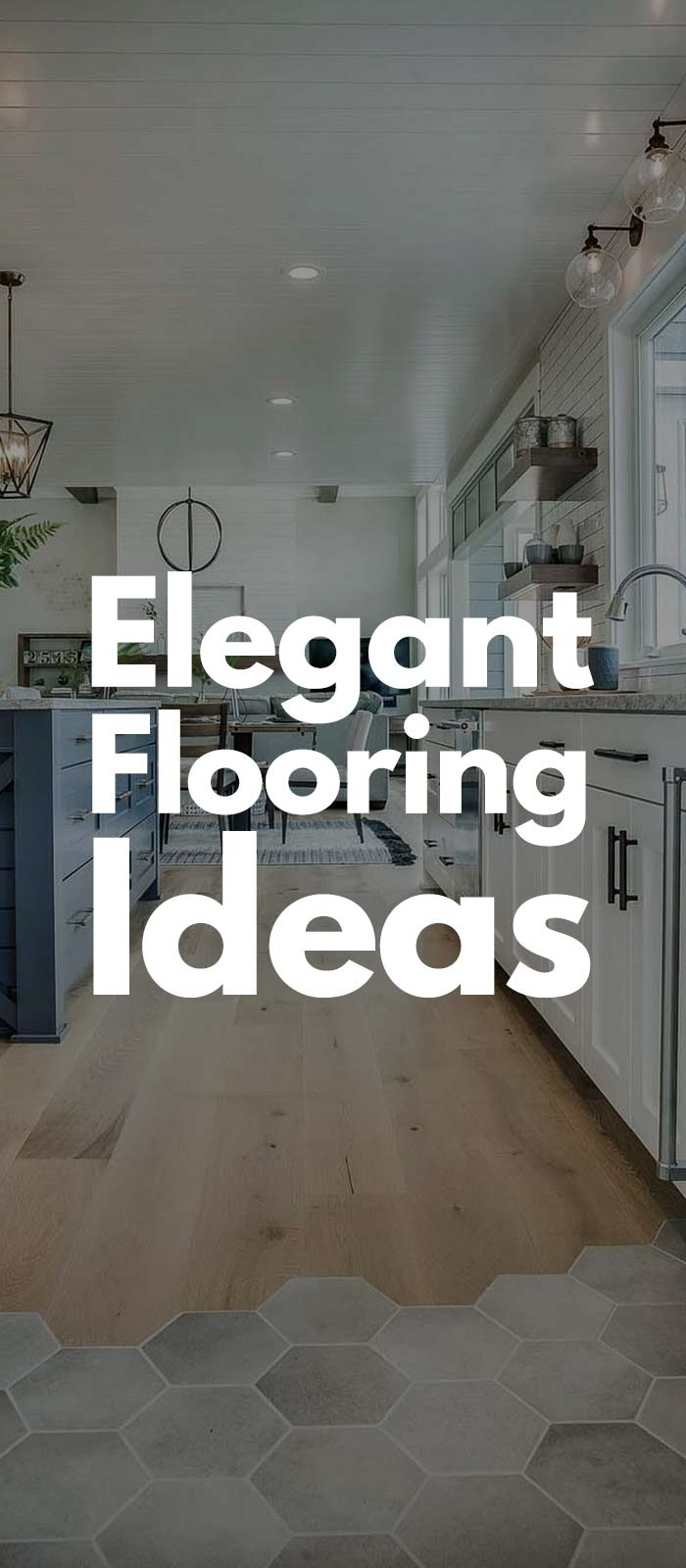 23 Classy And Elegant Flooring Ideas!