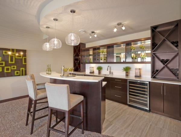 Curved Home Bar Designs ideasCurved Home Bar Designs ideas