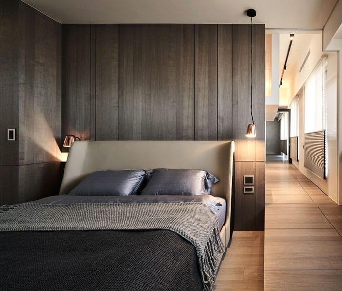 Lavish mens bedroom ideas