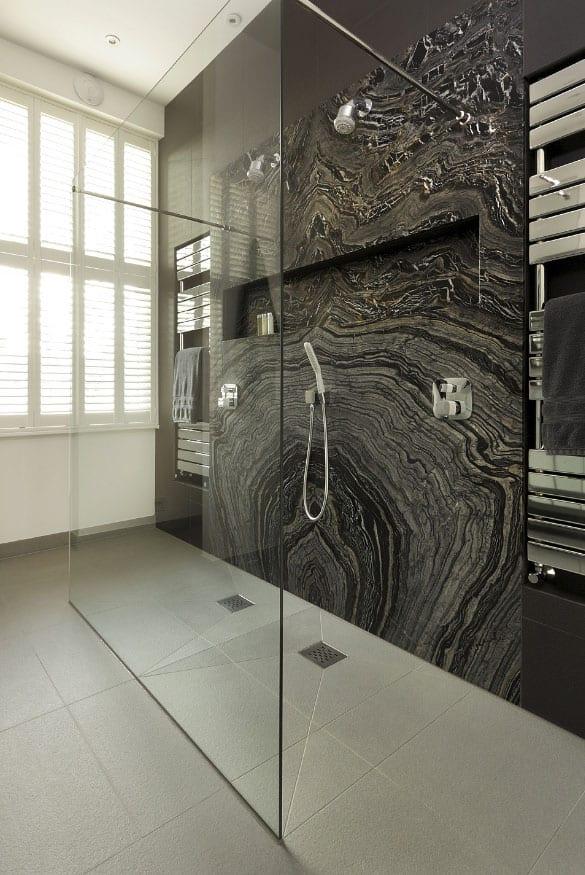 MARBLE SHOWER shower design ideas