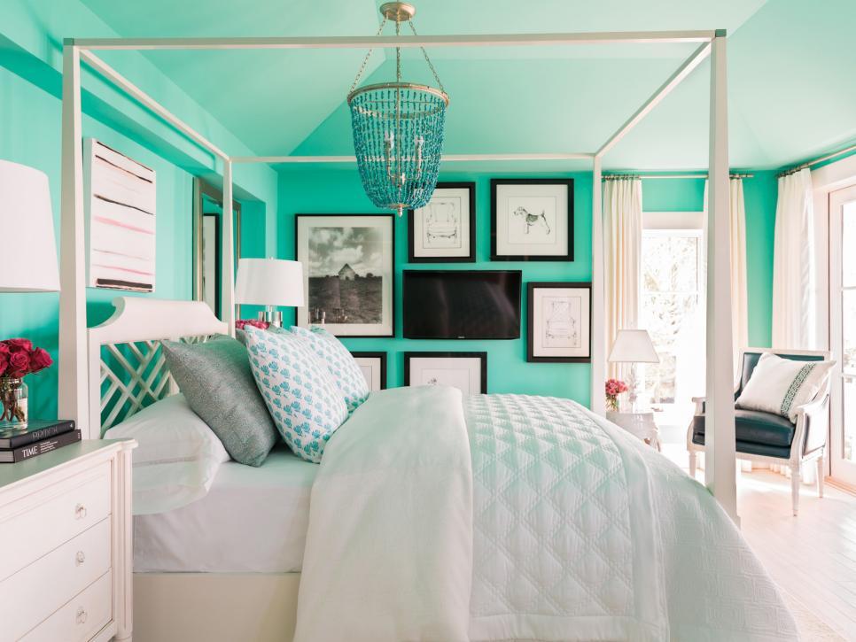 Simple bedroom design ideas for women