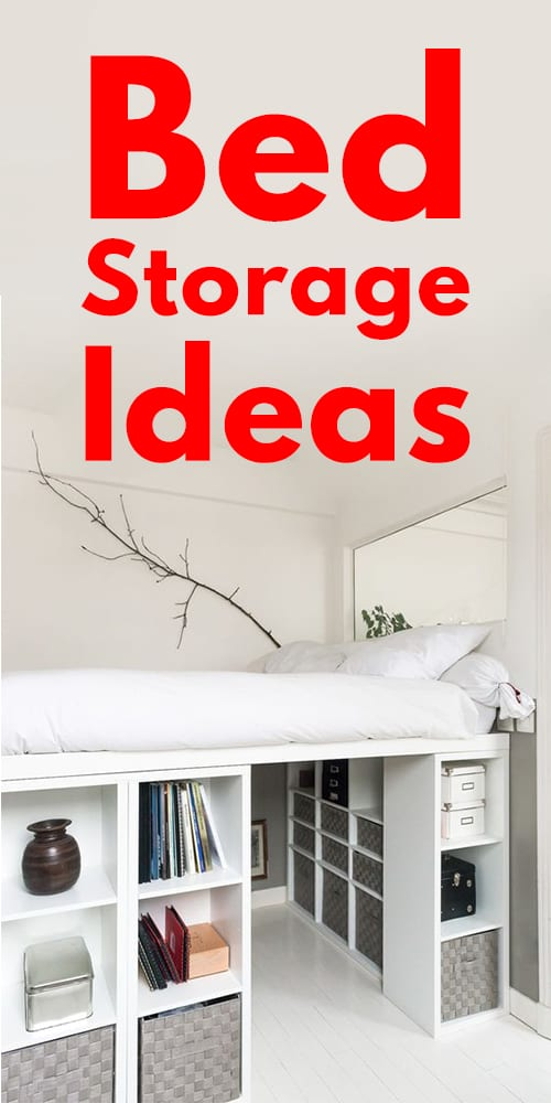 17 Fantastic Bed Storage Ideas.