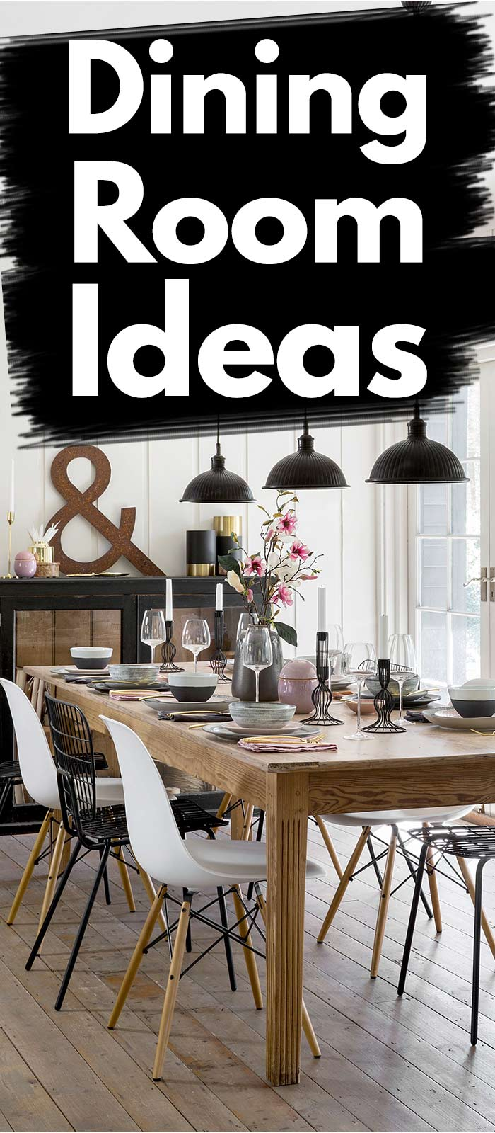 25 Dining Room That Act Pleasing