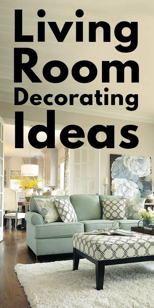 31 Superb Living Room Decorating Ideas!