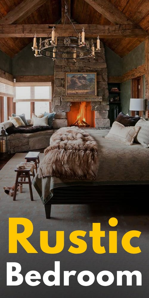 32 Ultimate Rustic Bedroom Ideas.