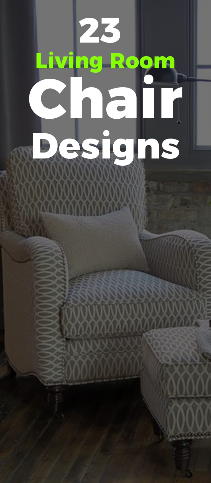 Accent Chair Ideas For Your Living Room.