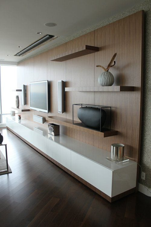 Amazing TV unit design ideas in 2019