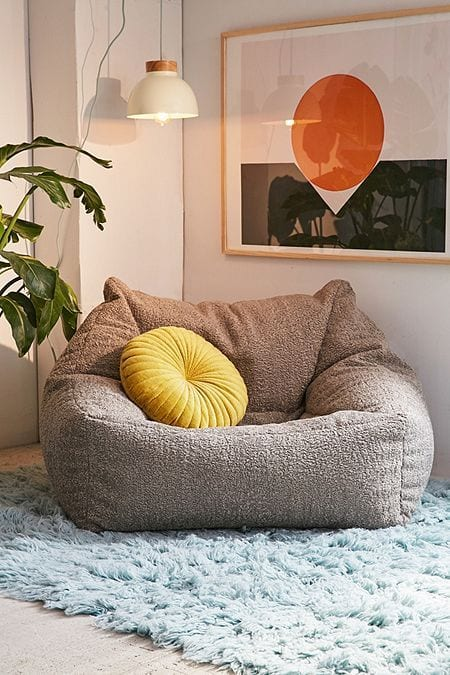 Bean bag chair for living room