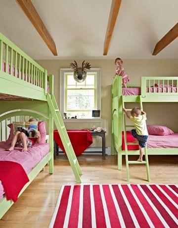 Bunks Bed Ideas For Kids Bedroom