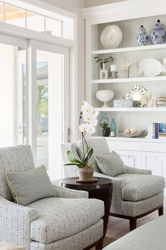 Cool living room chairs in home decor