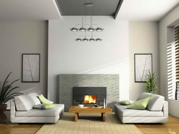 Cool minimal living room decor ideas
