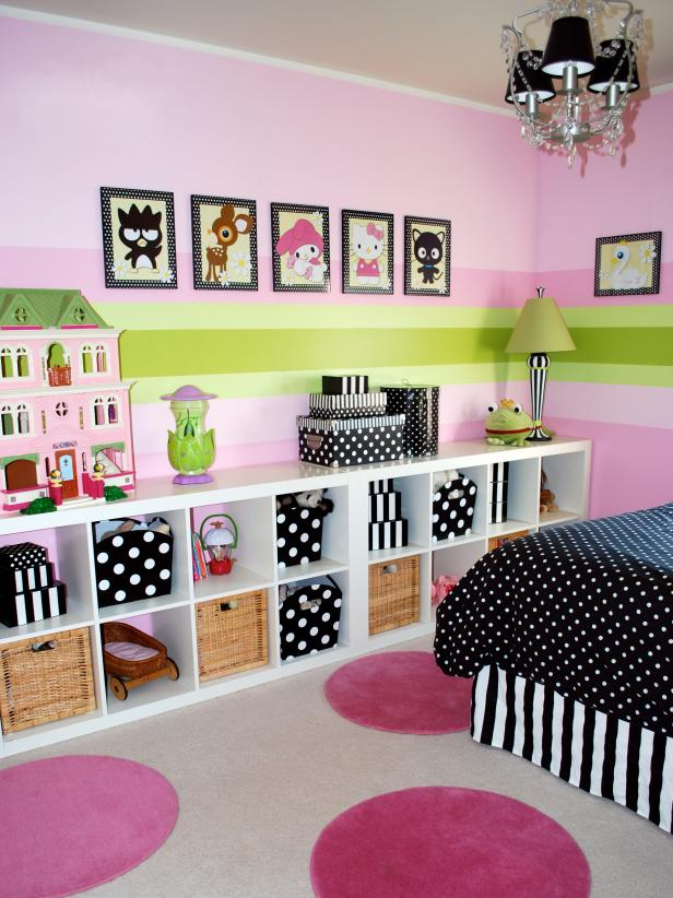 Decorating Ideas for Kids' Room
