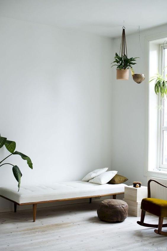 Minimal living room decorating ideas