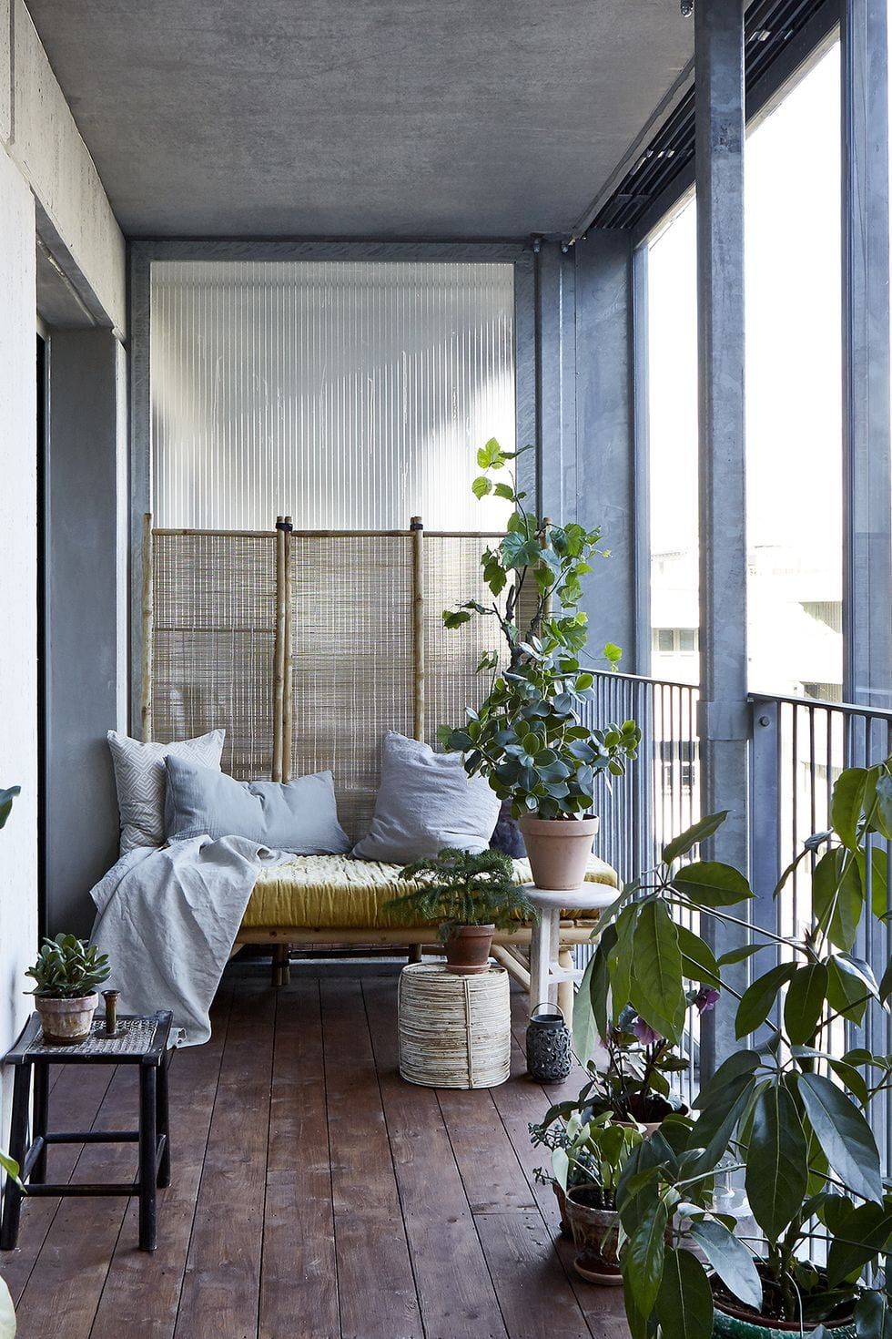 Perfect Balcony Ideas For Two
